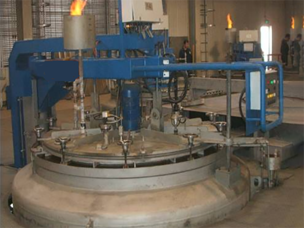 Pit Carburizing Furnace Plants