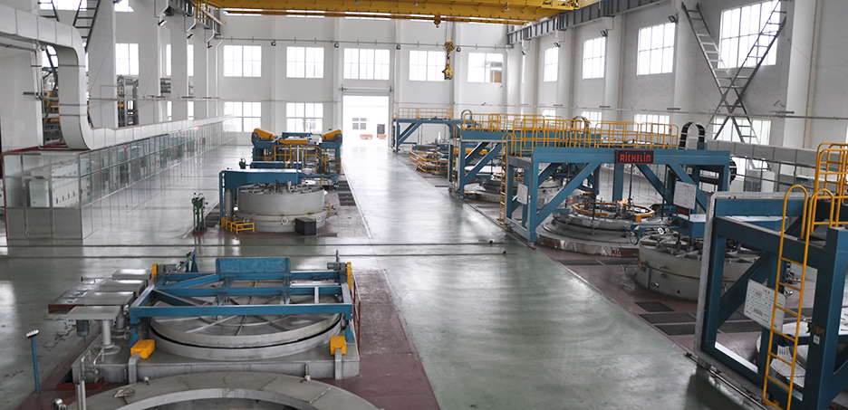 Controllable Atmosphere Pit Furnace Production Line